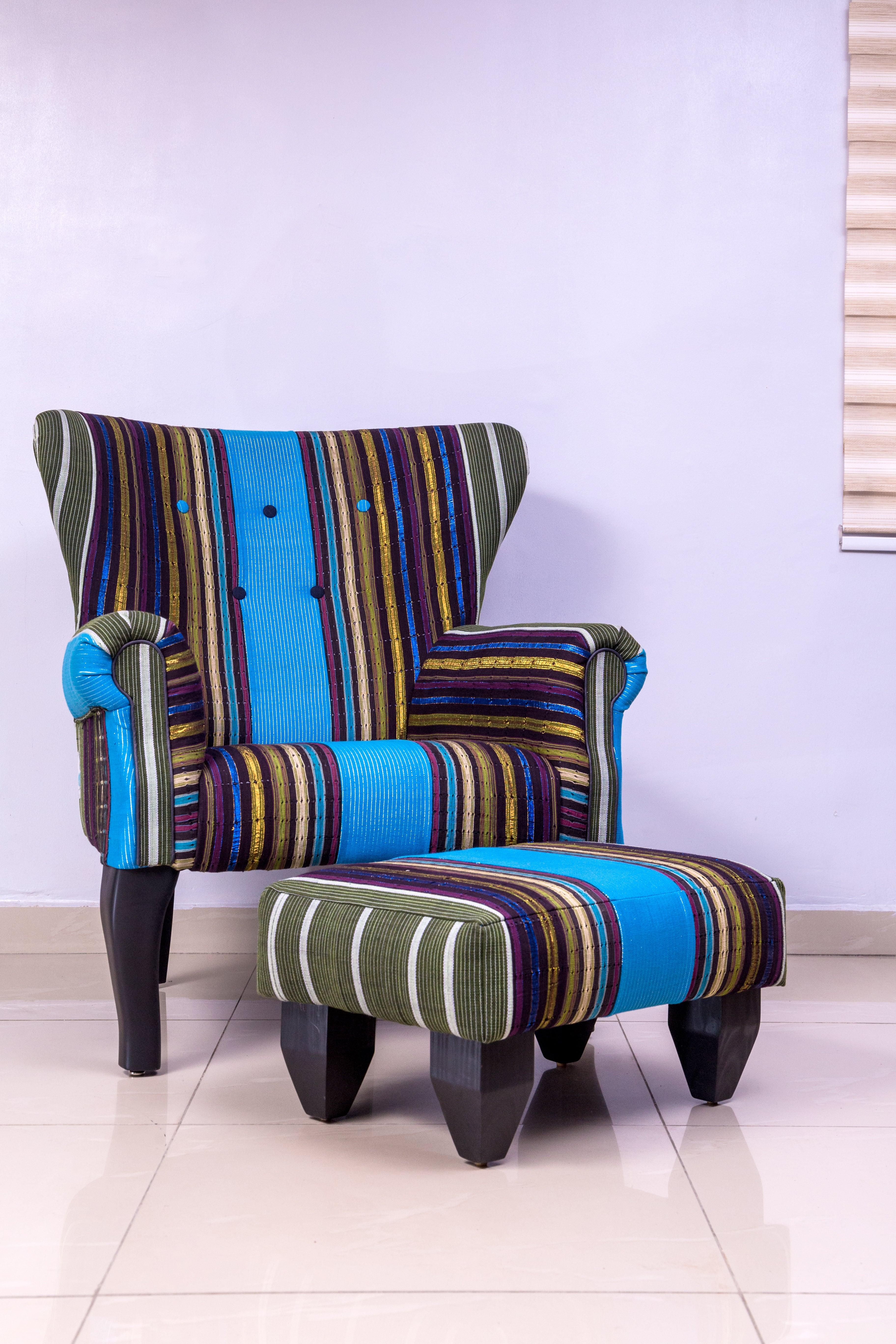 Tunu Okun Chair by Ile.Ila (House of Lines)